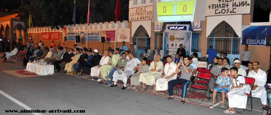 افتتاح النسخة 11 لدوري المرحوم محمد كوسعيد