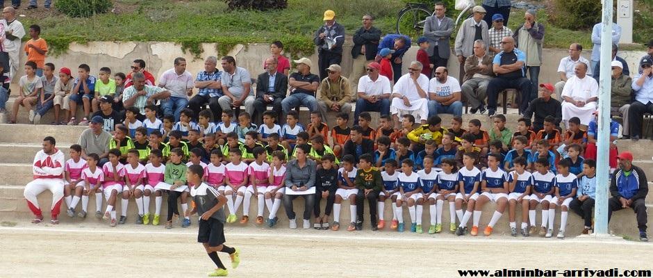 الفرق المشاركة في النسخة السادسة لدوري ايزوران نوكادير 09-06-2016