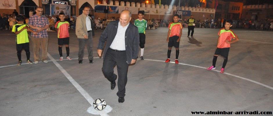 المديرية الاقليمية للشباب و الرياضة تيزنيت - محمد النافعي