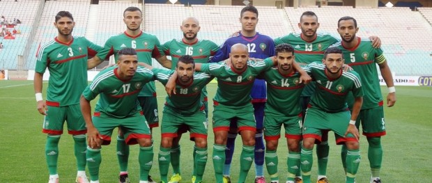 المنتخب الوطني المغربي لكرة القدم 03-06-2016