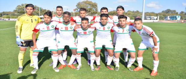 المنتخب الوطني المغربي لكرة القدم أقل من 17 سنة 2016