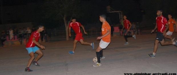 حما كلاص ضد وداد تيزنيت 2016-08-20
