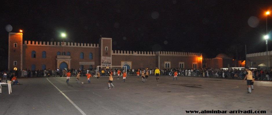دوري المرحوم محمد كوسعيد - ساحة المشور تيزنيت
