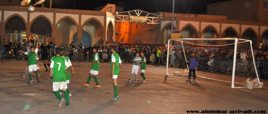 رجاء أفراك في دوري المرحوم محمد كوسعيد 2016