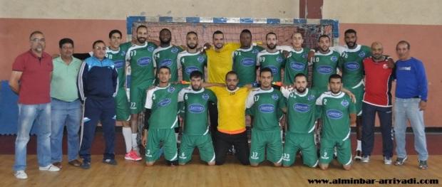 رجاء أكادير لكرة اليد 2016-06-04