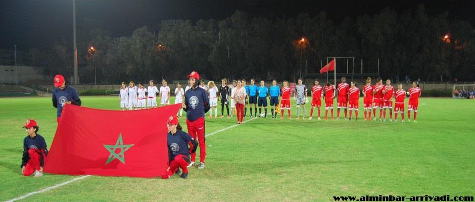شباب أطلس خنيفرة ضد الوداد البيضاوي 10-06-2016