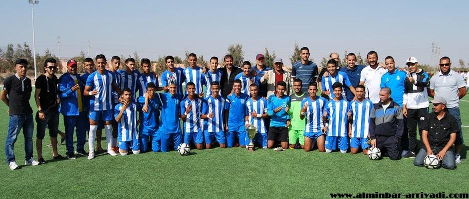 شبان أدرار سوس لكرة القدم 2016-06-05
