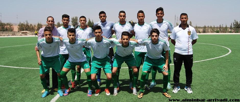 شبان رجاء أكادير لكرة القدم 2016-06-05