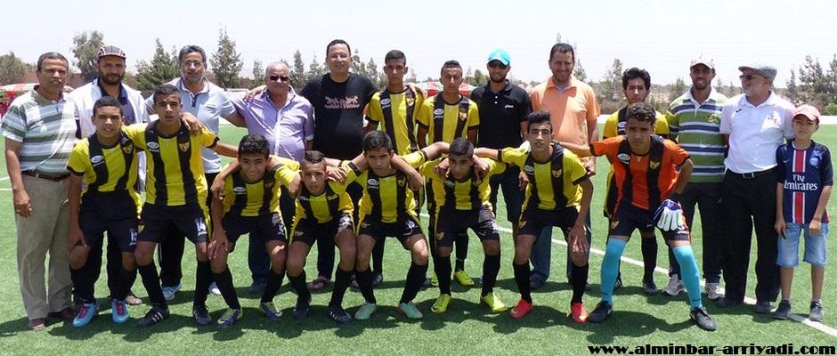 فتيان شباب هوارة لكرة القدم 2016-06-05
