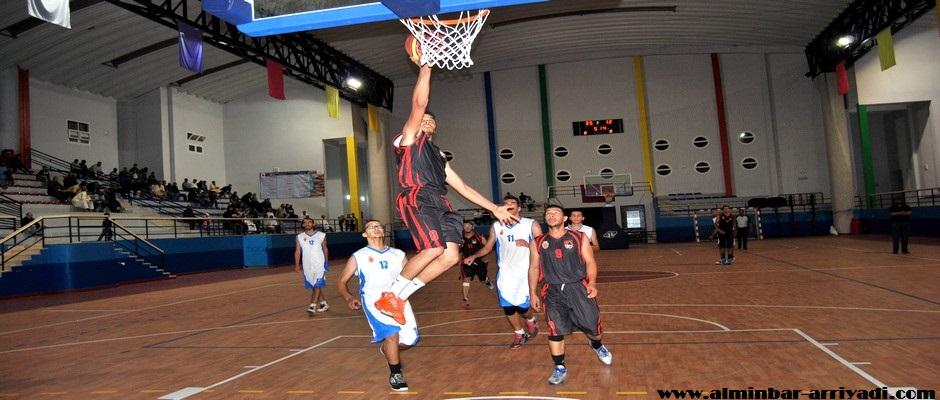 كرة السلة - ترجي تيزنيت ضد الجمعية الرياضية تارودانت