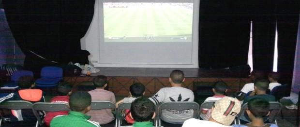 مدرسة التفاؤل اكادير - مسابقات الكترونية