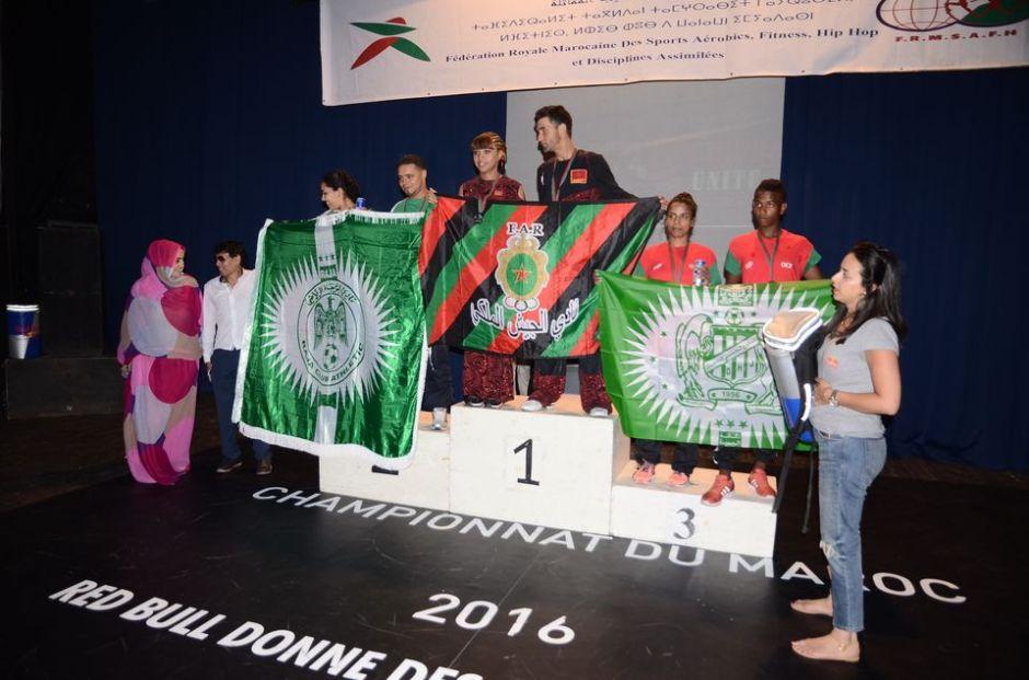 Aerobic Finales FRMSAFH Rabat 24-07-2016