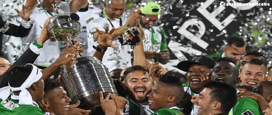 أتليتيكو ناسيونال الكولومبي لكرة القدم 28-07-2016