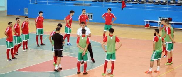 المنتخب الوطني المغربي لكرة القدم داخل القاعة 2016