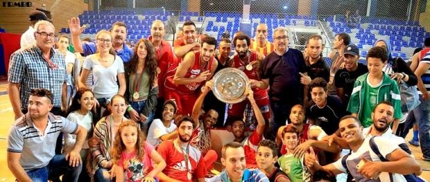جمعية سلا لكرة السلة 17-05-2016