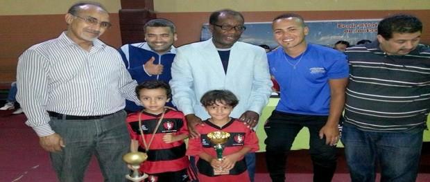 دوري مدرسة التفاؤل لكرة القدم الرمضاني 2016