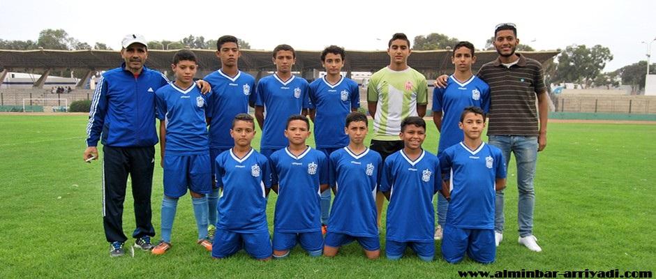 صغار حسنية أكادير لكرة القدم 15-07-2016
