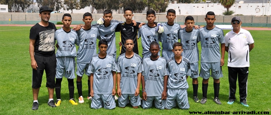 صغار شباب تيكوين لكرة القدم 16-07-2016