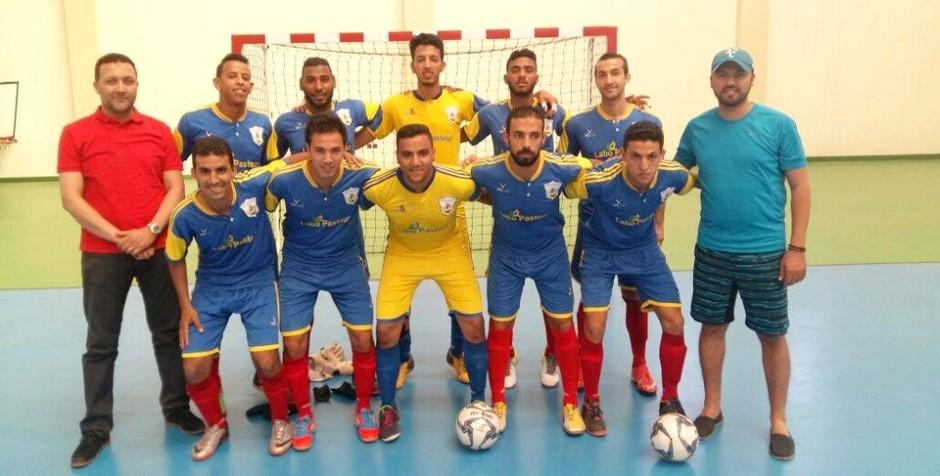 فريق النصر الرياضي المراكشي 2016