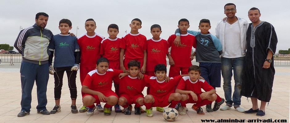 فريق تمدغوست لكرة القدم 02-07-2016