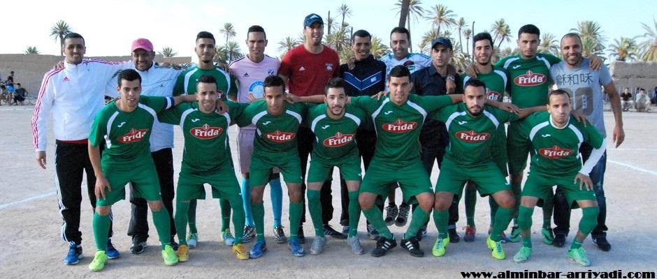 فريق جمعية وجان لكرة القدم 04-07-2016