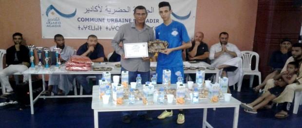 محمد طامة - دوري منار القدس 2016-07-04