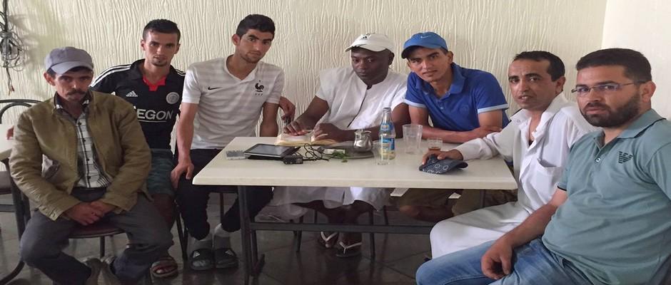 ﺟﻤﻌﻴﺔ شباب إدوجدة للرياضة والثقافة والأعمال الإجتماعية - قرعة كأس السوبر 2016