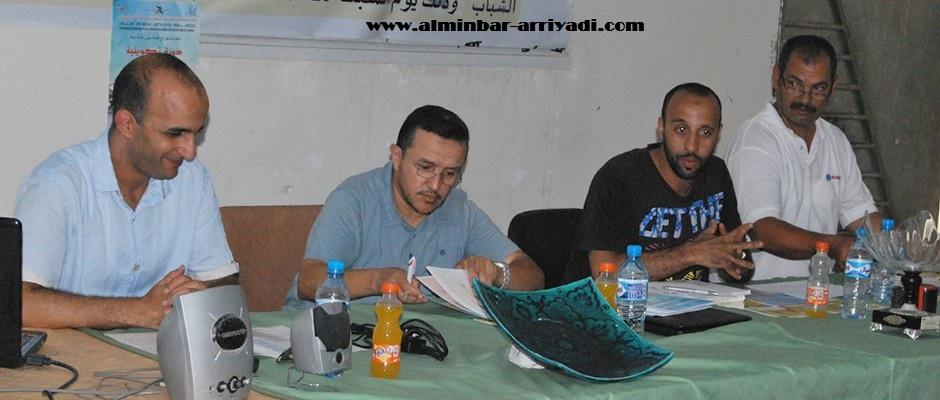أحمد حجاج - عبد الله الصابيري - صلاح الدين حدو