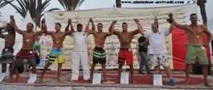 البطولة الشاطئية - عصبة سوس ماسة درعة لبناء الجسم - اكادير 2016-08-21