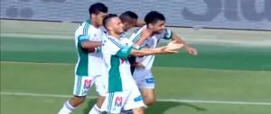 الرجاء البيضاوي ضد النادي القنيطري