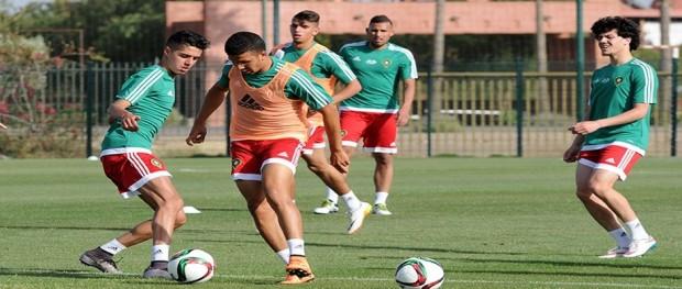 المنتخب المغربي الراديف لكرة القدم 2016