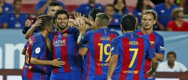 برشلونة 17-08-2016