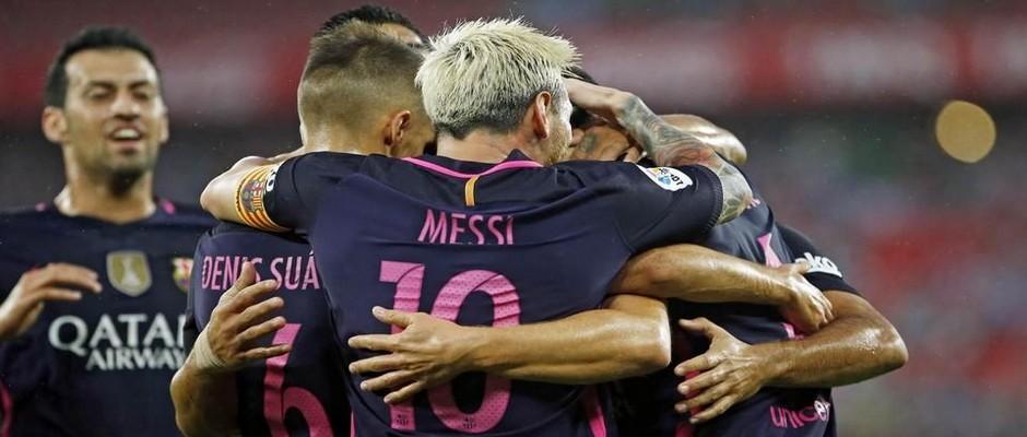 برشلونة 28-08-2016