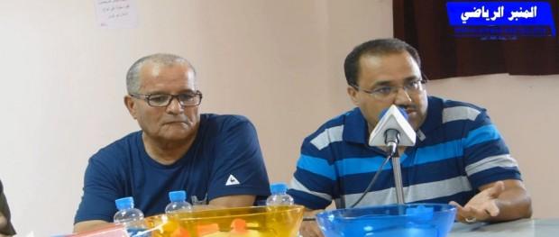 محمد ابو العباس و محمد افلاح