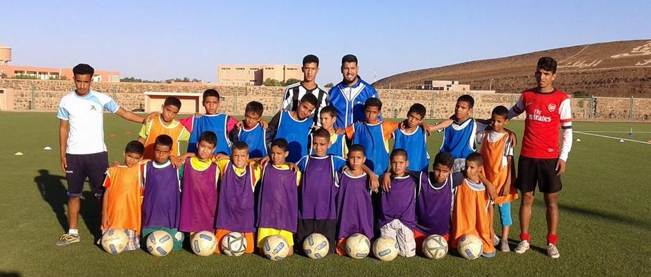 مدرسة مولودية اسا لكرة القدم