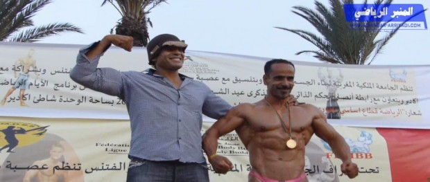 مصطفى سرحاني و جمال العلاوي