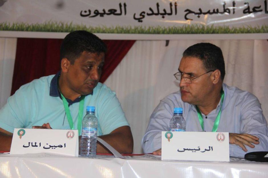 Football Assemblee generale Ligue Sahara - Laayoune 29-07-2016_03