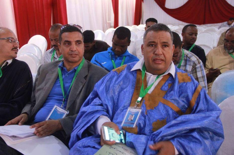 Football Assemblee generale Ligue Sahara - Laayoune 29-07-2016_05