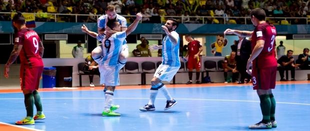 argentine-futsal