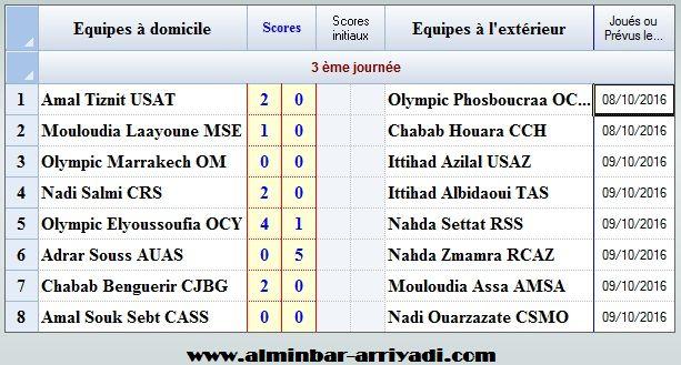 resultats-championnat-amateur-1-j3