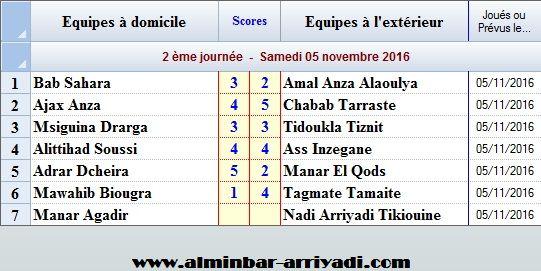 ligue-sous-futsal-3eme-division-2016-2017_j2