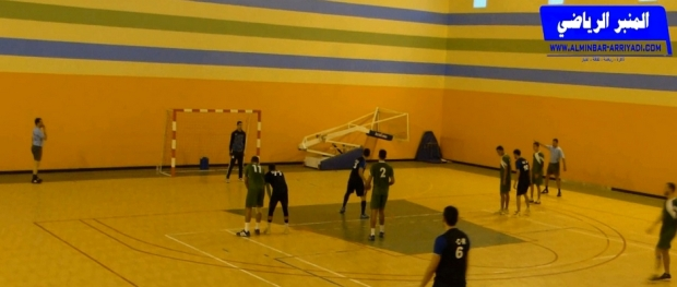 match-handball-chabab-houara-ittihad-nadi-roudani-2016