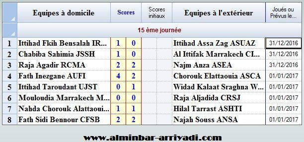 resultats-division-amateur-2-j15