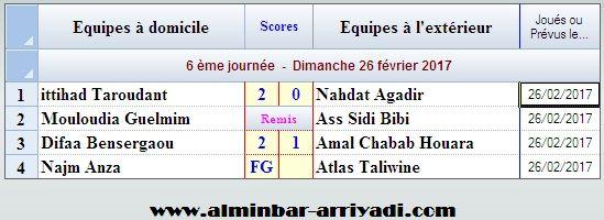 football-championnat-feminin-ligue-souss-2016-2017-_j6