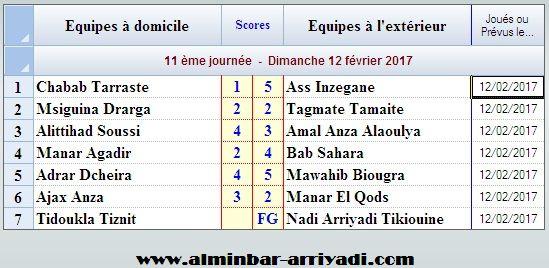 ligue-sous-futsal-3eme-division-2016-2017_j11
