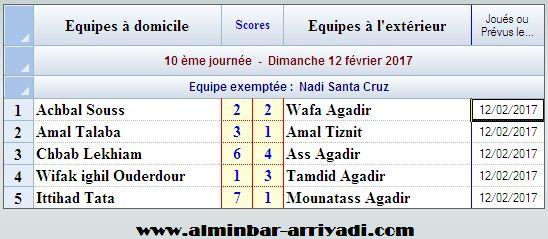 ligue-sous-futsal-4eme-division-g2-2016-2017_j10