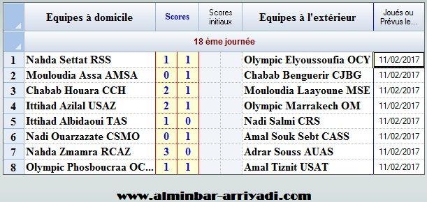 resultats-division-amateur-1-j18