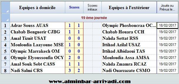 resultats-division-amateur-1-j19