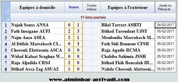 resultats-division-amateur-2-j17