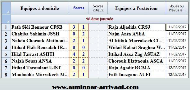 resultats-division-amateur-2-j18